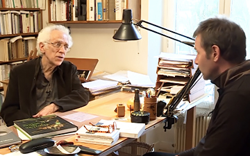 """Tzvetan Todorov: """"La ocupación del espacio de Dios por el hombre es uno de los riesgos de la Ilustración"""""""