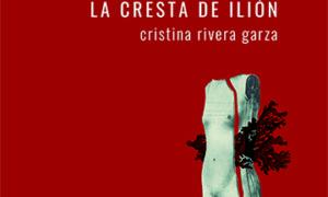 """Cristina Rivera Garza: """"En La Cresta de Ilión la desaparición cultural va ligada con la violencia física"""""""